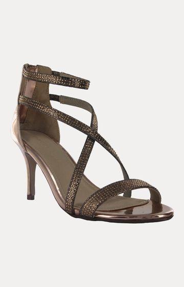 STEVE MADDEN | Rose Gold Stilettos