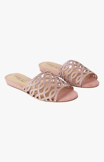 STEVE MADDEN | Pink Flat Slip-ons
