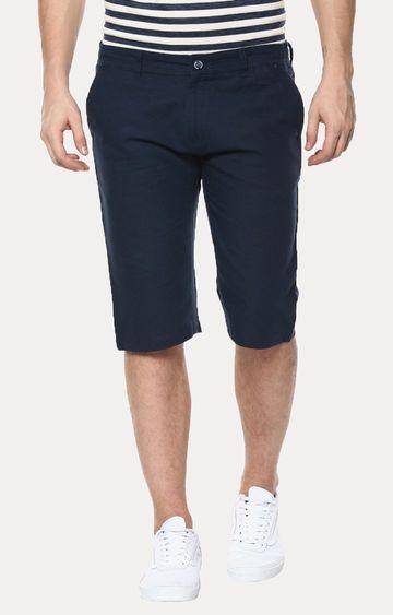 Crimsoune Club | Navy Solid Shorts