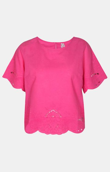 Pepe Jeans | Pink Top
