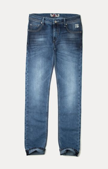 Pepe Jeans | Blasted Blue Straight Jeans