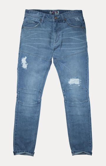 Pepe Jeans | Blue Straight Jeans
