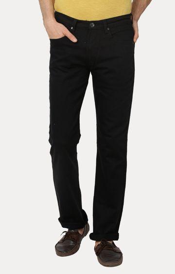 Pepe Jeans | Black Holborne Straight Jeans