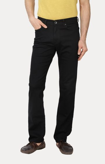 Pepe Jeans | Jet Black Kingston Straight Jeans