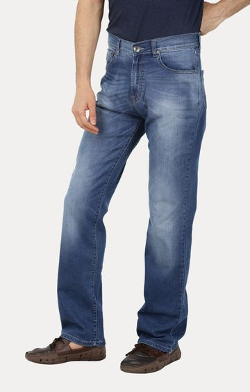 Pepe Jeans | Blue Kingston Straight Jeans