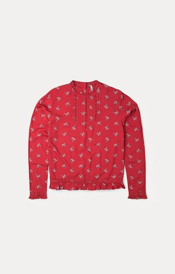 Pepe Jeans | Red Top