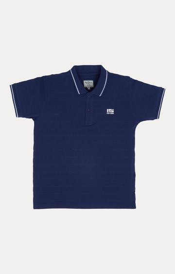 Pepe Jeans | Navy Solid T-Shirt