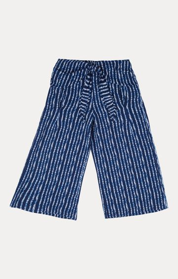 Pepe Jeans | Blue Striped Trousers