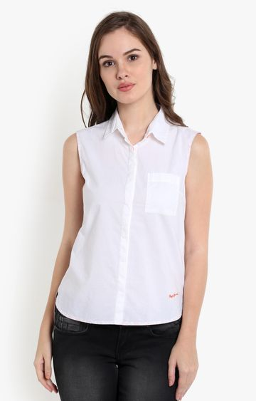 Pepe Jeans | PILW100090_OFF-WHT