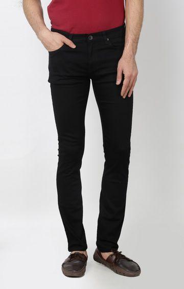 Pepe Jeans | Jet Black Soho Straight Jeans