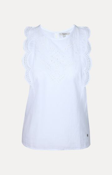 Pepe Jeans | White Top