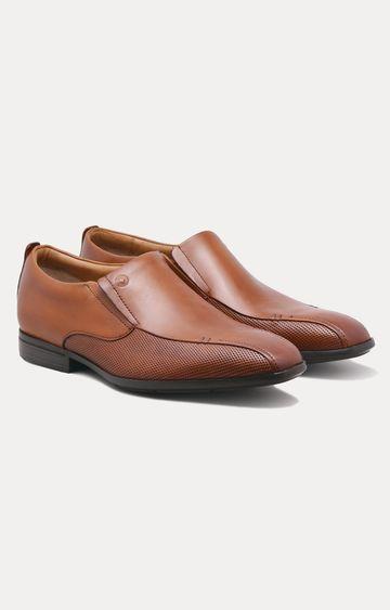 Ruosh   Brown Formal Slip-ons