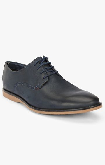 Ruosh | Blue Derby Shoes
