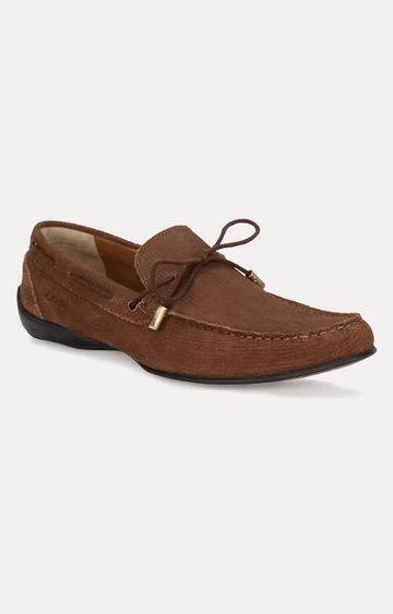 Ruosh | Tan Boat Shoes