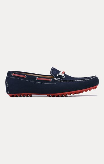 Ruosh | Navy Boat Shoes