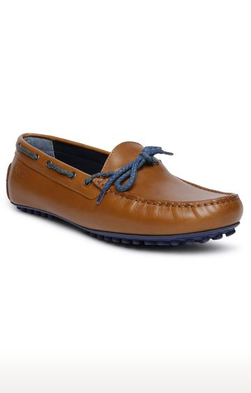 Ruosh | Tan Boat Shoes