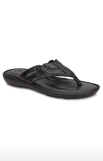 Ruosh | Black Sandals