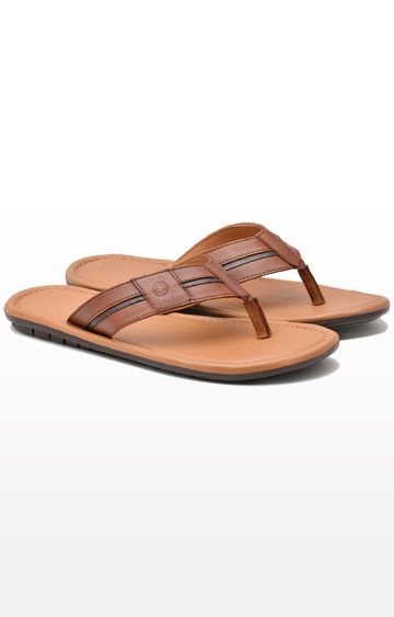 Ruosh | Brown Flip Flops