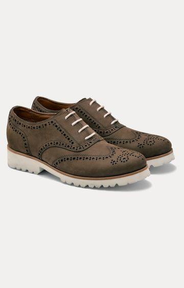Ruosh | Brown Casual Lace-ups