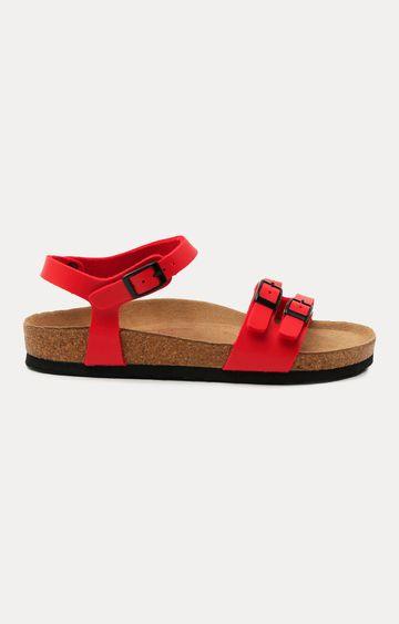 Ruosh | Red Sandals