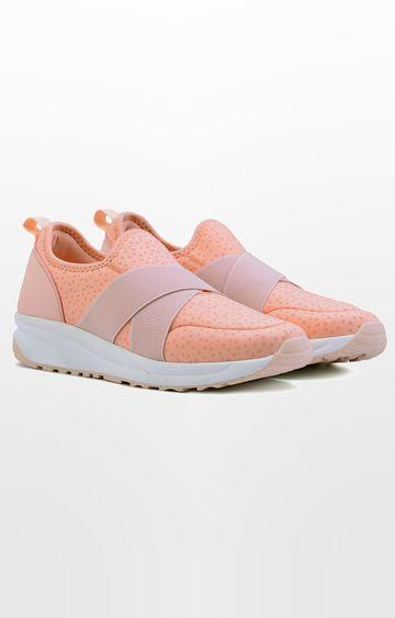 Ruosh | Peach Running Shoes
