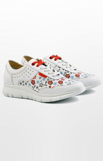 Ruosh | White Sports Shoes