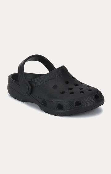 MINNI TC | Black Clogs