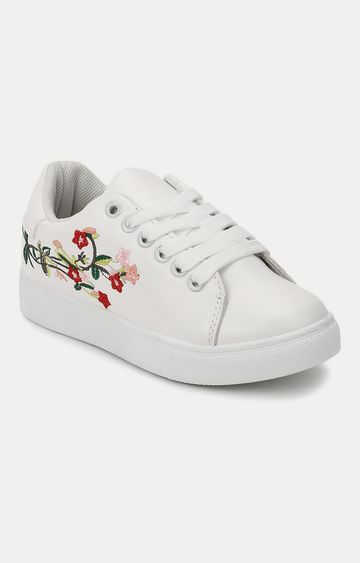 MINNI TC | White Sneakers