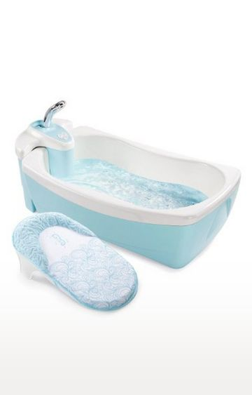 Mothercare | Blue Lil Luxuries Refresh Tub