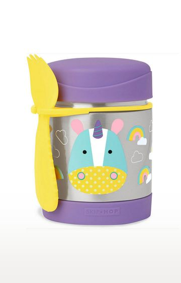Mothercare | Skip Hop Zoo Insulated Little Kid Food Jar - Multi