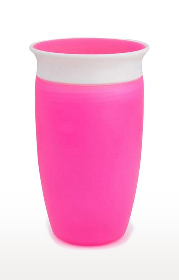 Mothercare | Munchkin 10Oz Miracle 360 Sippy Cup - Pink