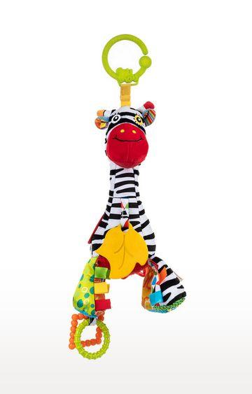 Mothercare | Bali Bazoo Zebra Zoya Pull String Musical Bell