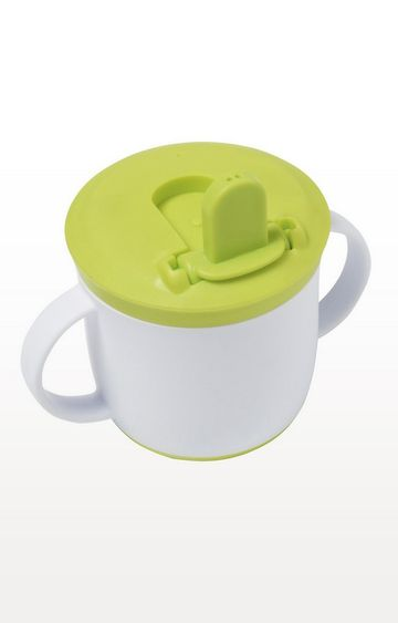 Mothercare   Green C Weaning Beaker Cup