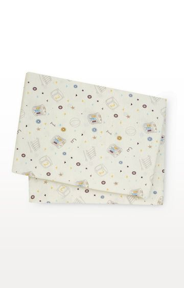 Mothercare | Teddy's Toy Box Fitted Cotbed Sheets - Pack of 2