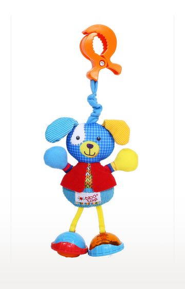 Mothercare | Biba Toys Rattle Feet Puppy