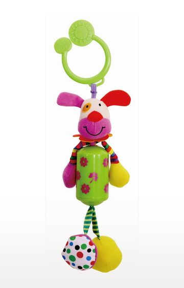 Mothercare | Biba Toys Animals Travel Wind Chime Puppy