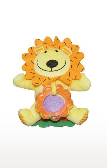 Mothercare | Biba Toys Leasy The Lion Stroller Bar Toy