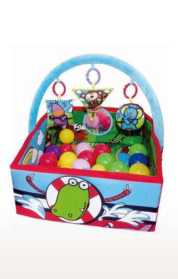 Mothercare | Biba Toys Playnest With Ball Gym