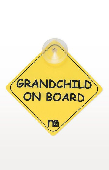 Mothercare | Grandchild On Board Sign