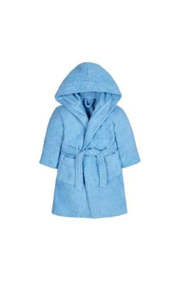 Mothercare | Blue Towelling Robe