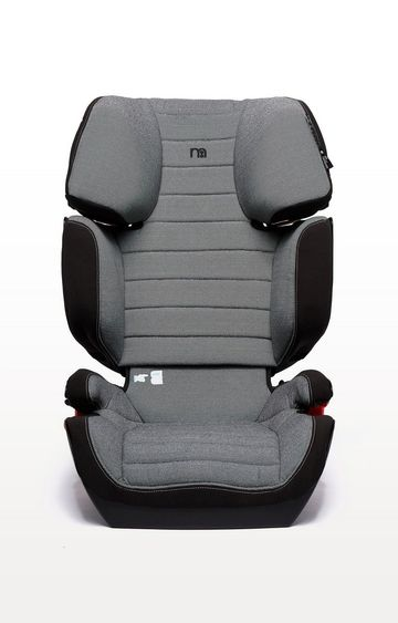Mothercare   Grey Palma High Back Isofix Booster Seat