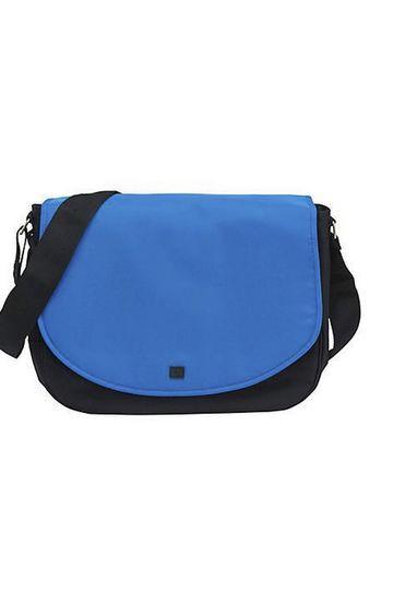 Mothercare | Blue Messenger Changing Bag