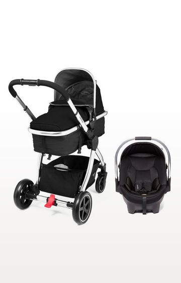 Mothercare | Journey Chrome Travel System - Black