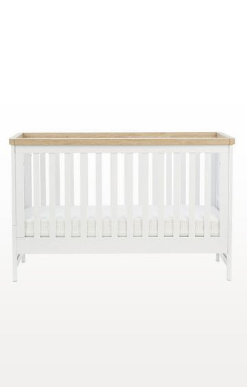 Mothercare | Lulworth Cot Bed - Classic White