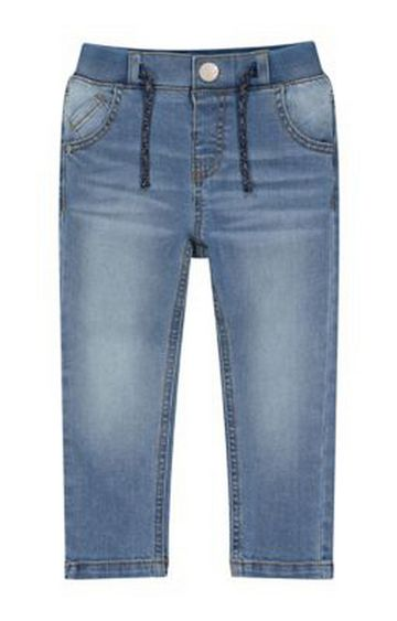 Mothercare | Rib Waist Light-Wash Denim Jeans