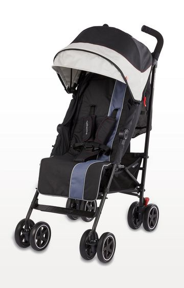 Mothercare | Black Roll Stroller