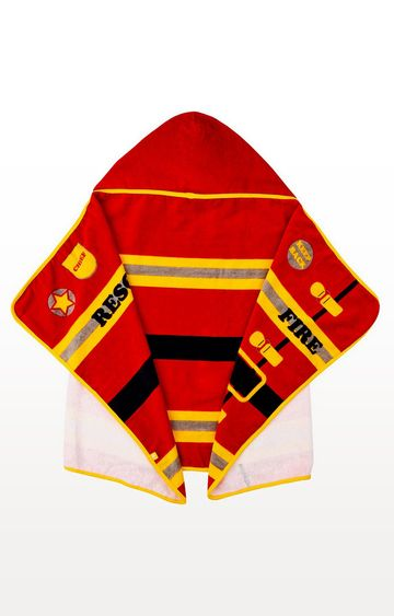 Mothercare | Firefighter Toddler Towel
