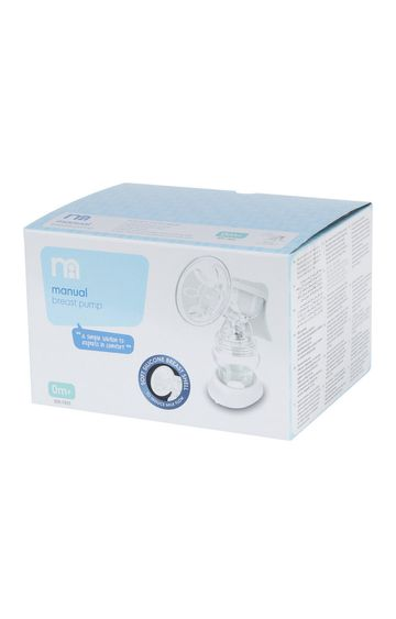 Mothercare | Manual Breast Pump with 150Ml Bottle