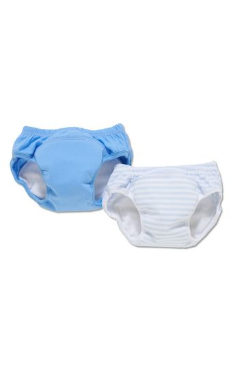 Mothercare | Blue Trainer Pants Large - Pack of 2