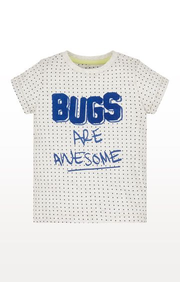 Mothercare | Bugs Are Awesome T-Shirt